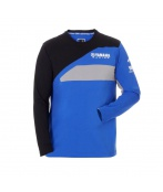 Męski Long Sleeve Yamaha Paddock Blue Race
