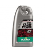 Olej MOTOREX CROSS POWER 4T 5W40 1L