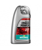 Olej MOTOREX CROSS POWER 2T 1L