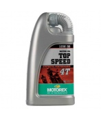 Olej MOTOREX TOP SPEED 4T 15W50 1L