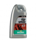 Olej MOTOREX TOP SPEED 4T 10W40 1L